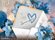 eKartki Zaproszenia Bliskiej mojemu sercu,