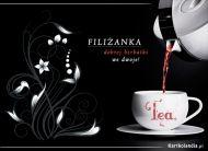 eKartki elektroniczne z tagiem: Herbata Herbatka we dwoje,