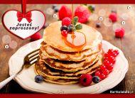 eKartki elektroniczne z tagiem: e-Kartki zaproszenia na deser Jesteś zaproszony,