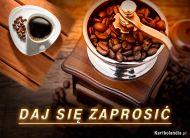 eKartki Zaproszenia Kawowe Zaproszenie,