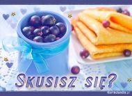 eKartki elektroniczne z tagiem: e Kartka zaproszenie na deser Skusisz siê?,