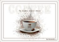 eKartki Zaproszenia Ta kawa budzi mnie!,