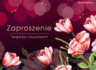 eKartki Zaproszenia Urocze Zaproszenie,