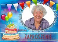 eKartki elektroniczne z tagiem: Zaproszenia Jubileuszowe Urodziny Seniorów,