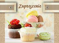 eKartki Zaproszenia Zaproszenie na słodkości,