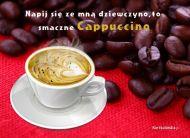 eKartki elektroniczne z tagiem: Zaproszenia na kawê W³oskie cappuccino,