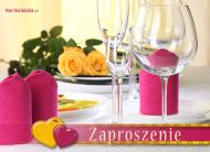 eKartki elektroniczne z tagiem: Zaproszenia na kolacjê Zaproszenie,