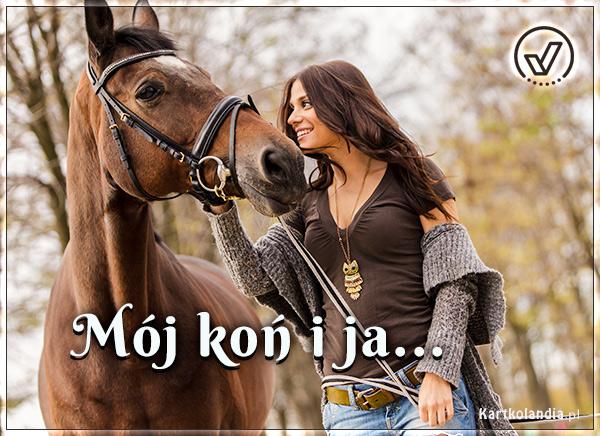 eKartki   Mój koń i ja!,