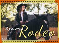 eKartki Zwierzęta Królowa Rodeo,