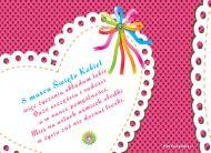 eKartki Dzień Kobiet Barwny Dzień Kobiet,