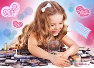 eKartki elektroniczne z tagiem: Dzień Kobiet kartki darmowe Dla małej kobietki,