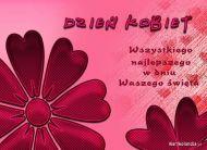 eKartki Dzień Kobiet Kochanym kobietom,