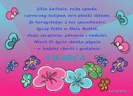 eKartki Dzieñ Kobiet Odlotowe kwiaty,