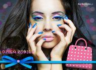 eKartki elektroniczne z tagiem: e-Kartki Dzień Kobiet darmo Prezencik dla kobiety,