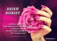 eKartki Dzień Kobiet Kobiety są jak róże,