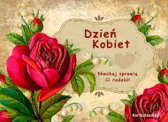 eKartki elektroniczne z tagiem: Kwiaty Niechaj sprawią Ci radość,