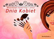 eKartki elektroniczne z tagiem: Kartki Dzień Kobiet z melodią Z okazji Dnia Kobiet,