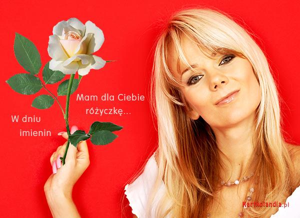 Różyczka dla Ciebie