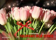 eKartki Imieninowe Tulipany dla Ciebie,