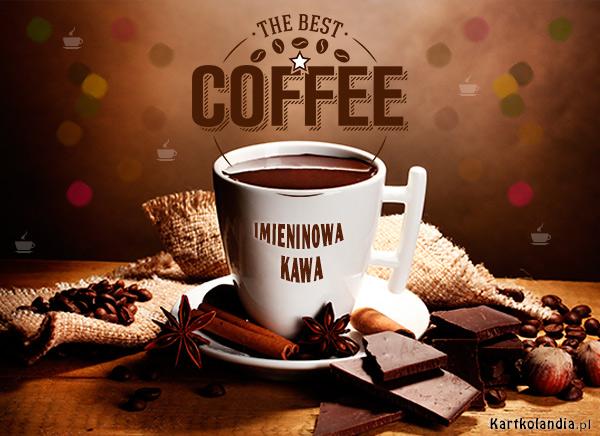 Imieninowa kawa