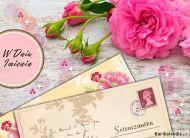 eKartki elektroniczne z tagiem: Kartki imieninowe darmo Dla Solenizantki,