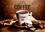 eKartki elektroniczne z tagiem: e-Kartki na imieniny Imieninowa kawa,