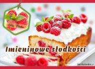 eKartki Imieninowe Imieninowe słodkości,