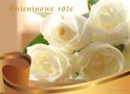 eKartki Imieninowe Imieninowe róże,