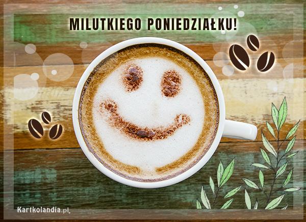 eKartki elektroniczne z tagiem: e-Kartka pozdrowienia Milutkiego poniedziałku,