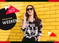 eKartki elektroniczne z tagiem: Darmowe e-kartki Rozkręcamy weekend,