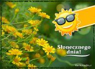 eKartki Wyraź uczucia -> Pozdrowienia Słoneczne pozdrowienia!,