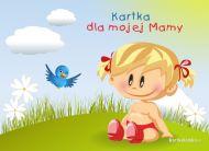 eKartki Dzień Matki Kartka dla mojej Mamy,