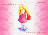 eKartki Dzień Matki Kartka od córki,