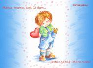 eKartki Dzień Matki Kartka od syna,