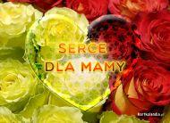 eKartki Dzień Matki Serce dla Mamy,