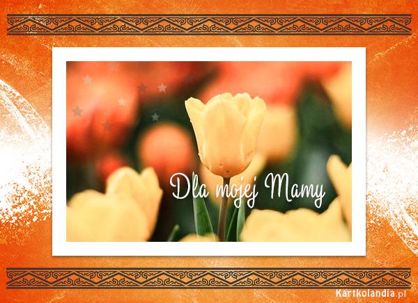 Dla mojej Mamy