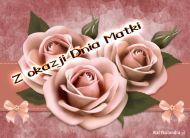 eKartki Dzień Matki Bukiet róż dla Mamy,