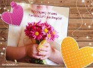 eKartki Dzień Matki Kwiatuszki pachnące,