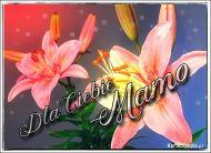 eKartki Dzień Matki Lilie dla Mamy,
