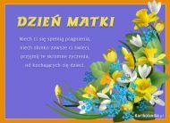 eKartki Dzień Matki Skromne życzenia,