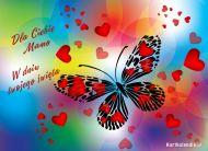 eKartki Dzień Matki Wyraz mojej miłości,