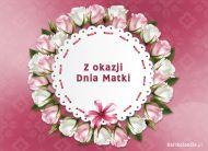 eKartki elektroniczne z tagiem: Dzieñ Matki Kartki Z okazji Dnia Mamy,