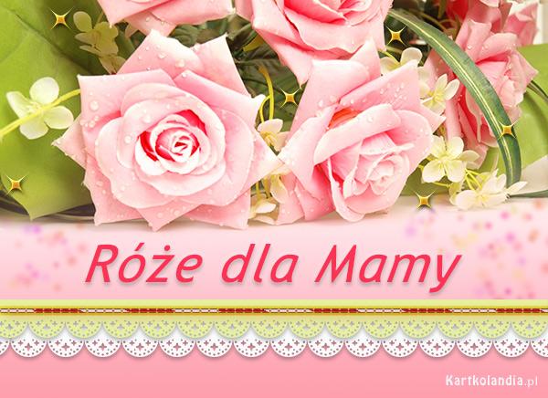 Róże dla Mamy