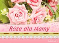 eKartki Dzień Matki Róże dla Mamy,