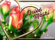 eKartki Dzień Matki Róże na Dzień Matki,