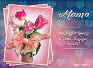 eKartki elektroniczne z tagiem: Dzieñ Matki Kartki W dniu Twojego ¶wiêta,