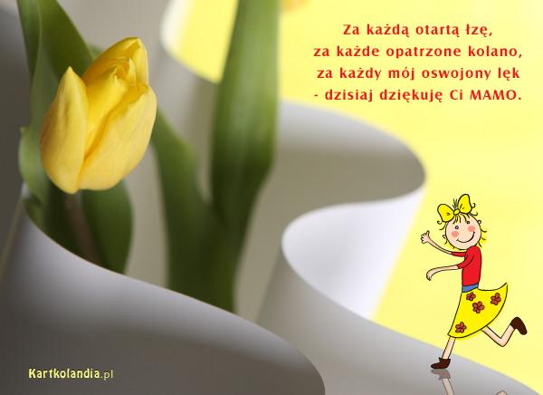 Tulipan dla Mamy