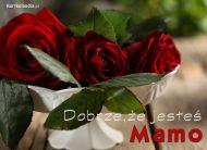 eKartki Dzień Matki Dobrze, że Jesteś,
