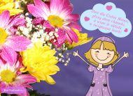 eKartki Dzień Matki Kwiatowy Dzień Matki,