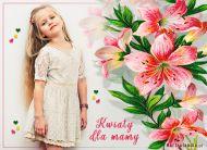 eKartki elektroniczne z tagiem: Darmowe e-Kartki na Dzień Matki Kwiaty dla Mamy,
